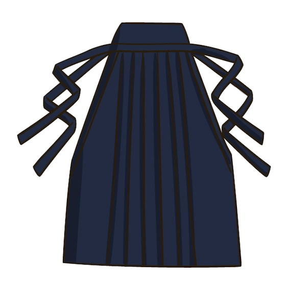 子供の剣道着・袴の選び方と藍染綿袴の色止めの方法
