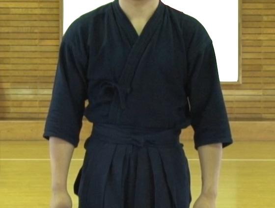 剣道着、袴を畳む方法、洗濯、アイロンがけのやり方