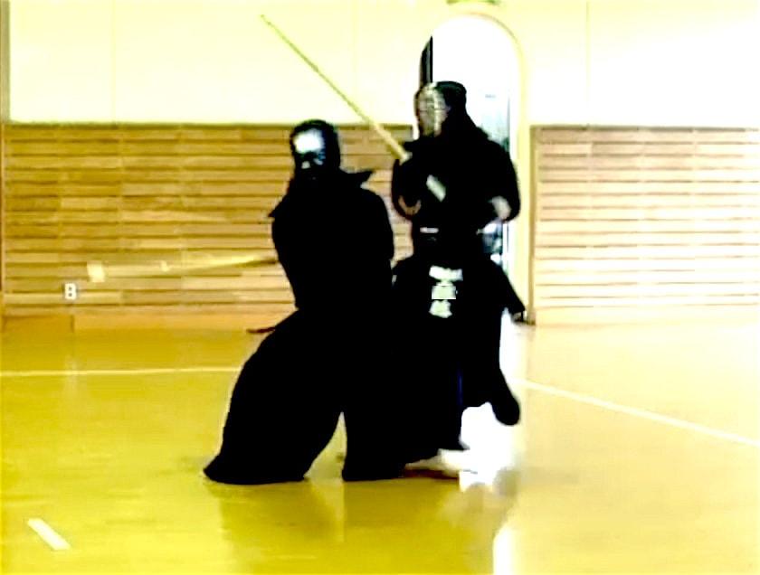 剣道の胴で一本をとれる打ち方のコツとポイント