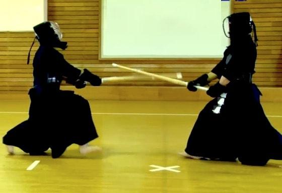 剣道の小手で一本をとれる打ち方のコツとポイント