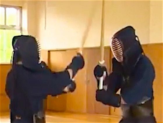 剣道で面の打ち方がうまくいかない? それならこのポイントを意識するといい