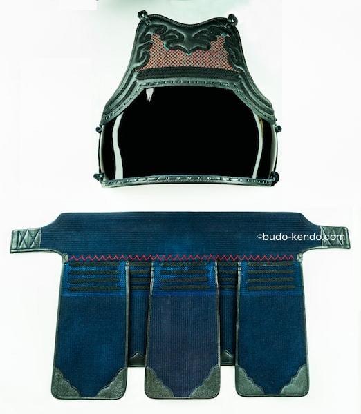 初心者でも簡単にできる剣道の胴、垂れの付け方