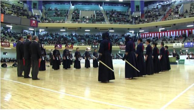 これが剣道の団体戦の試合で勝てる順番の決め方
