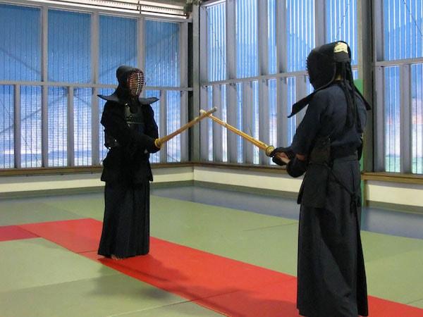 剣道の構えの種類と基本、ポイント(動画あり)