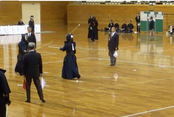 剣道における二刀流の構え方と試合動画まとめ