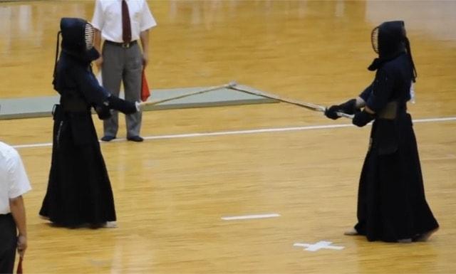 剣道の間合いとは? 昇段審査の学科試験でも試合でも活きる間合いの捉え方