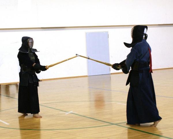 剣道の間合いの取り方がうまい人、へたな人の3つの違い
