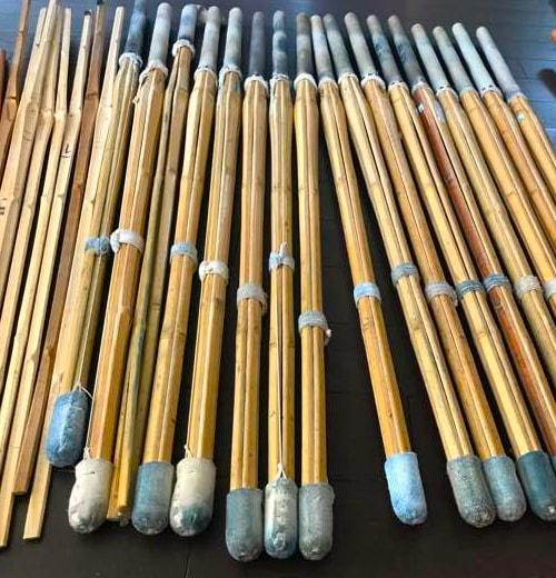 【保存版】剣道の竹刀の種類や名前がバラバラなのでまとめました
