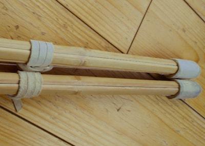 竹刀の先の太さによる種類