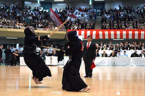 剣道の攻め方のコツはこの4つを知ればいい