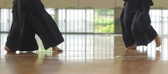 剣道の足さばきの種類と試合での活用するための方法